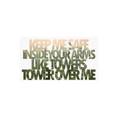Word, Graphics, For, You, Paramore, Lyrics ❤ liked on Polyvore featuring quotes, text, words, lyrics, love, phrase and saying