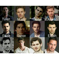 Doce razones para amar The Vampire Diaries
