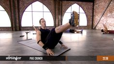 Iron - A STRONGER Total Body Workout (Video)   LIVESTRONG.COM