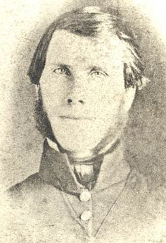 Col. William A. Forbes, VMI class of 1842 (first class admitted to VMI).  Colonel, 14th Tennessee Infantry, CSA.  Killed at 2nd Battle of Manassas in 1862