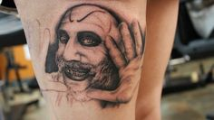 These 10 Captain Spaulding Tattoos Will Blow Your Mind!     Talk about DIE HARD fans! #10 is bananas!  https://www.buzzwonk.com/list/these-10-captain-spaulding-tattoos-will-blow-your-mind