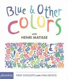 Fine artists are paired with early learning concepts in this groundbreaking series for the toddler set. Henri Matisse's abstract cut-outs are used to teach colors in this polished read-aloud board boo