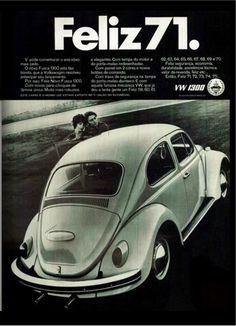 '71 Volkswagen 1300 ~ Brazil