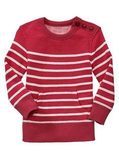 Gap Striped Pullover Tunic