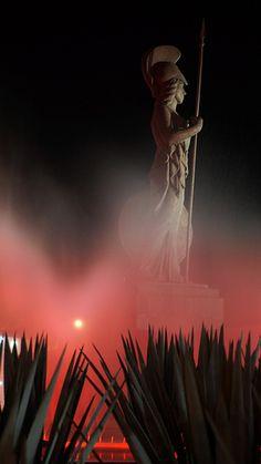 México: Minerva, observa el oeste de la ciudad de Guadalajara #GlorietaMinvera