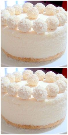 Cheesecake, Deserts, Goodies, Food And Drink, Dreams, Sweet Recipes, Kuchen, Recipies, Sweet Like Candy
