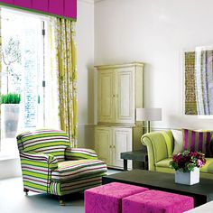 Bold and beautiful...BOOK TO BUY: A Living Space by Kit Kemp