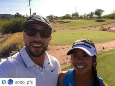 Good to see a little in house PFS trash talking!!! #Repost  Beat the pro with @melissa_mabanta . Can brag for a while that I beat my pro client in a closets to the pin! Thanks @legacygolfaz for putting on a great pro-am.  #golfer #golf #golfers #golffit #golfclub #golffitness #golffashion #Mytpi #tpigolf #tpiworkout #tpigolffitness #pga #lpga #symetratour #webdotcomtour #pfs #azgolf #arizonagolf #scottsdalegolf #scottsdalepersonaltrainer #phoenixgolf #personaltrainer #personaltraining @mytpi…