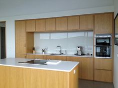 Contemporary Kitchens | Clohane Wood Products LTD