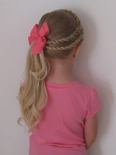Cute and Crazy hairstyles for girls. | followpics.co