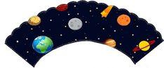 Fábrica de Sonhos: Caixinhas Astronauta - 1