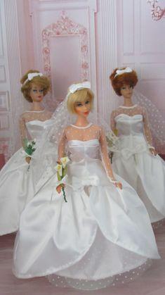 Recreation of Beautiful Bride 1967 Beautiful Bride, Aurora Sleeping Beauty, Doll, Disney Princess, Disney Characters, Design, Puppet, Dolls