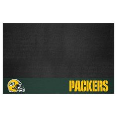 FANMATS NFL - Green Bay Packers Grill Mat
