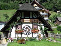 Black Forest GE - Worlds Largest Cuckoo-Clock