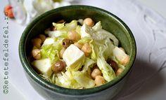 RETETE DE SALATE   Fruit Salad, Potato Salad, Oatmeal, Good Food, Potatoes, Breakfast, Ethnic Recipes, Home, Fruit Salads