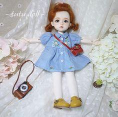 "[Original design of the ball] ""Spring Story"" BJD dolls 3.0 size 6 points size - Taobao global station"