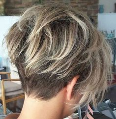 54 Latest Short Pixie Cuts for 2019 Refresh Your Look Today! - - 54 Latest Short Pixie Cuts for 2019 Refresh Your Look Today! Asymmetrical Bob Haircuts, Layered Bob Hairstyles, Short Pixie Haircuts, Haircuts With Bangs, Pixie Hairstyles, Modern Short Hairstyles, Asymmetrical Pixie, Hairstyles 2018, Trendy Hairstyles