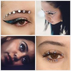 Eye Makeup Tips. Whatever their color, the eyes are an essential element of the face and are considered a real asset of seduction. The make-up makes it Eye Makeup, Makeup Art, Beauty Makeup, Hair Makeup, Exotic Makeup, Makeup Eyebrows, Prom Makeup, Makeup Geek, Makeup Goals