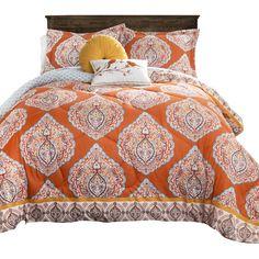 Found it at Wayfair - MacArthur 5 Piece Quilted Comforter Set