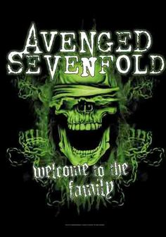 avenged-sevenfold-welcome-to-the-family-fabric-poster-52165.jpg (701×1001)
