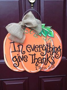 Newest Photographs Pumpkin door hanger/Fall Door Hanger/Happy Fall Door Burlap Door Hangers, Fall Door Hangers, Door Hanger Printing, Pumpkin Door Hanger, Pumpkin Wreath, Wooden Pumpkins, Painted Pumpkins, Fall Projects, Group Projects
