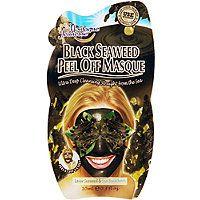 Montagne Jeunesse - Black Seaweed Peal Off Mask in  #ultabeauty