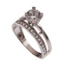 Else Silver Els17257 Gümüş Yüzük