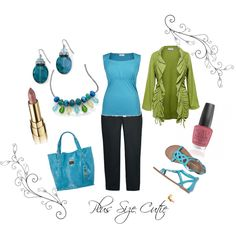 Plus Size Cutie, created by #redheaded-diva on #polyvore. #fashion #style Dorothy Perkins Liz Claiborne