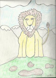 Mainie the Lion