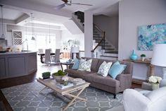esszimmer wohnzimmer aufteilung | my blog | Living room | Pinterest ...