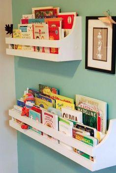 Resultado de imagen para kids bookshelf diy
