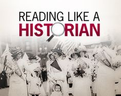 Social Studies close reading vs. ELA close reading. It's both/and not either/or   History Tech