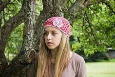 Hey, I found this really awesome Etsy listing at https://www.etsy.com/ca/listing/187588322/crochet-summer-hat-pink-women-hat-flower