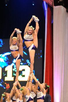 nice bows! miss cheering :(