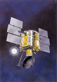 QuikScat NASA satellite