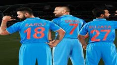 ভারতীয় ক্রিকেটারদের জার্সিতে মায়ের নাম কেন ? | Indian Cricketers Jerse...