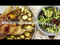Karácsonyi narancsos kacsa - YouTube Turkey, Chicken, Youtube, Food, Turkey Country, Essen, Meals, Youtubers, Yemek