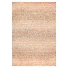 Wooster Stripe Rug - Orange - (5'X7'6) - Liora Manne