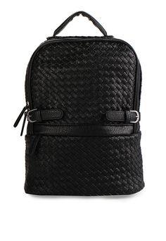Zalio Intrecciato Backpack