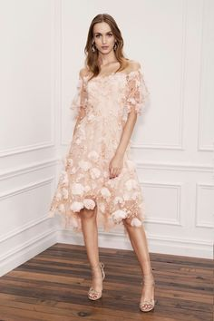 Marchesa Notte Spring 2018 Ready-to-Wear Photos