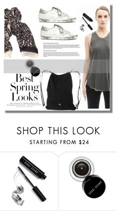 """""""Lost & Found 12"""" by edita-n ❤ liked on Polyvore featuring H&M and Bobbi Brown Cosmetics"""