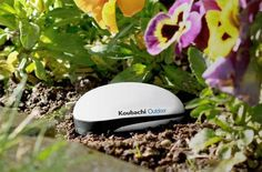 Home Control and Automation For Gardens / CES 2015 - Garden tech: a round up of the latest monitoring devices for the plants in your garden.