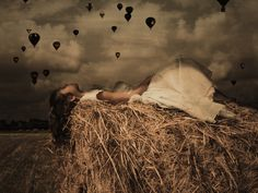 Dreaming of Hot Air Balloons