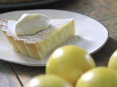 Tarta de queso y limón | recetas | FOX Life