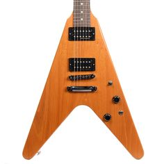 Gibson Flying V Faded 2016 Limited Run Vintage Amber CH