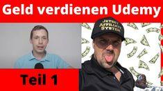 Geld verdienen mit Udemy Teil 1 ✅ Die Nische ✅ Mr. Udemy Sebastian Glöckner  ✅ - YouTube Interview, Top Videos, Jet Set, Affiliate Marketing, Youtube, Social Media, Blog, Earn Money, Blogging