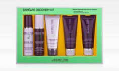 MICHAEL TODD True Organics Acne or Oily Skin Kit Organic Discovery Collection  in Online Deal. Groupon deal price: $24.99