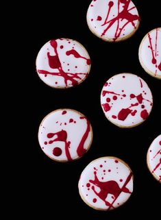 These Creepy Treats are Best Served at Halloween Parties #cookies trendhunter.com