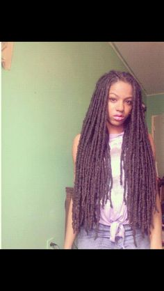 Lovely Locs; ... almost there, just a few more years!