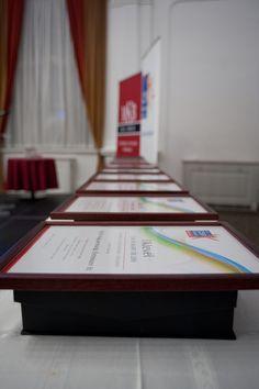 Oklevelek a Magyar Üzleti Felelősség Díj a CSR Hungary Díj) 2018 ünnepélyes Díjátadójáról